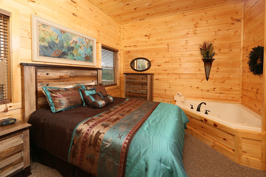Photo of a Sevierville Cabin named Picture Perfect - This is the twelfth photo in the set.