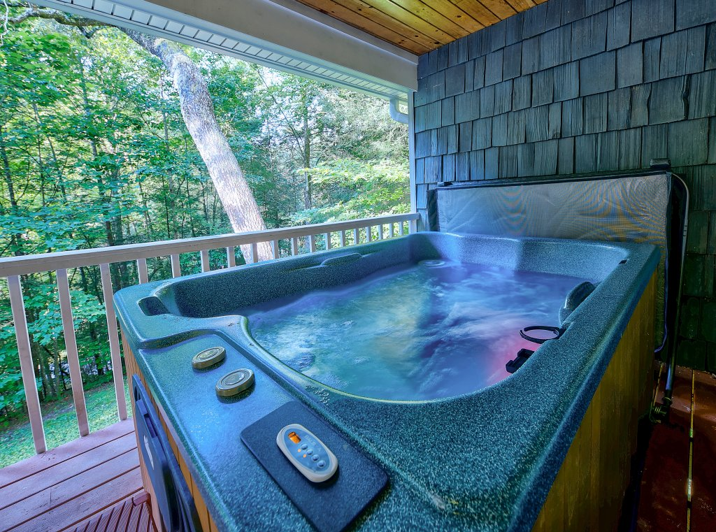 Photo of a Gatlinburg Chalet named Blue Mountain Mist - This is the seventeenth photo in the set.