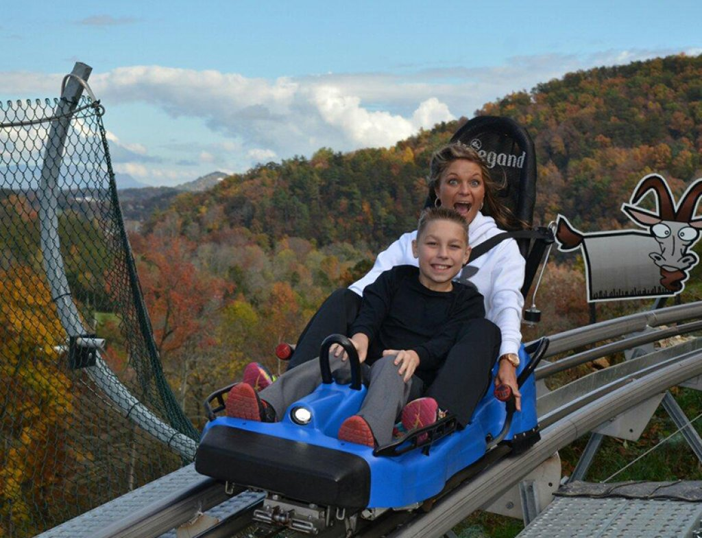 Photo of a Gatlinburg Chalet named Blue Mountain Mist - This is the thirty-third photo in the set.