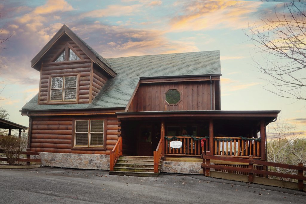 Photo of a Sevierville Cabin named Echoes Of Eden - This is the thirty-fifth photo in the set.