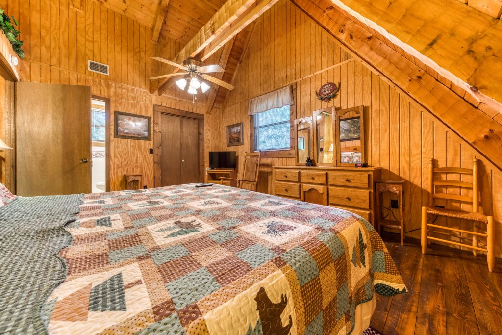 Photo of a Pigeon Forge Cabin named Peaceful Pines - This is the twentieth photo in the set.