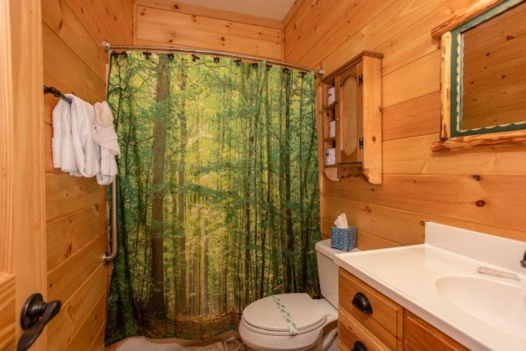 Photo of a Sevierville Cabin named Great View Lodge - This is the thirty-first photo in the set.