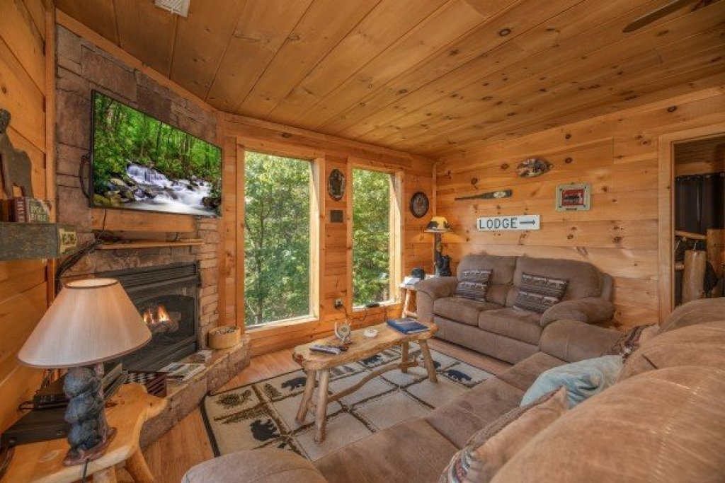 Photo of a Sevierville Cabin named A Perfect Getaway - This is the fourth photo in the set.