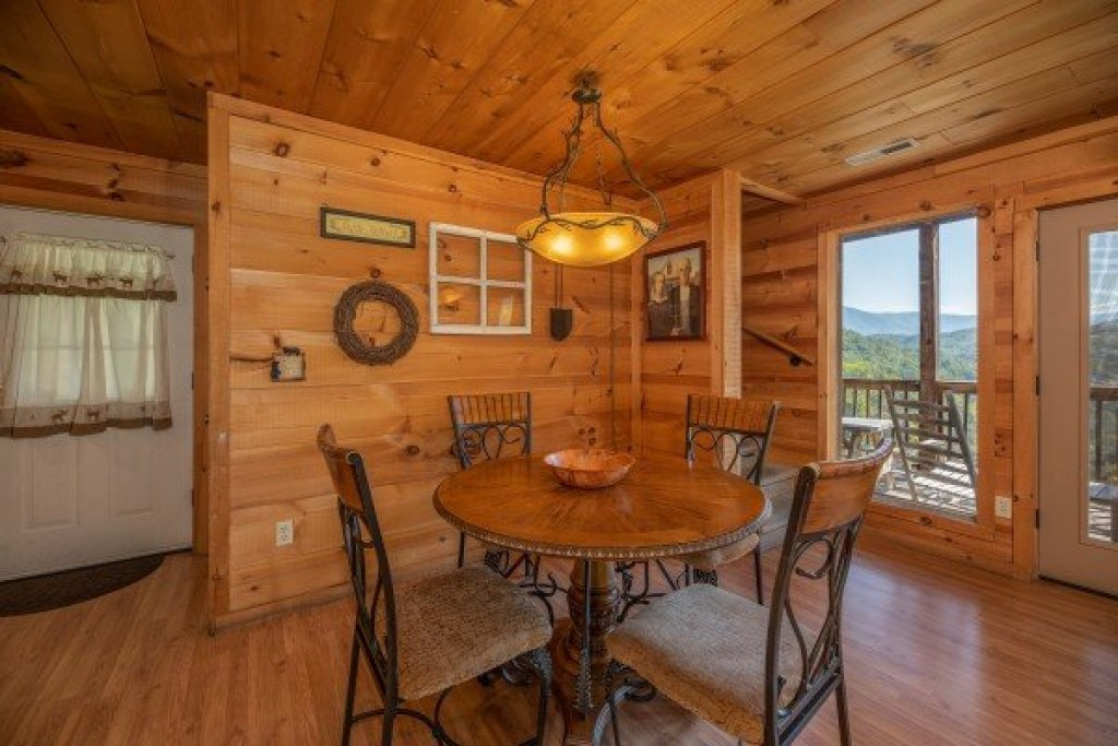Photo of a Sevierville Cabin named A Perfect Getaway - This is the fifth photo in the set.