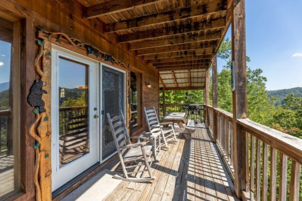 Photo of a Sevierville Cabin named A Perfect Getaway - This is the eighth photo in the set.