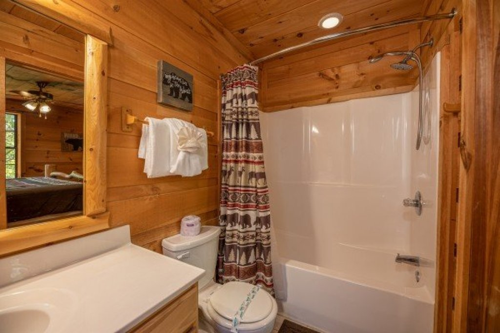 Photo of a Sevierville Cabin named A Perfect Getaway - This is the thirteenth photo in the set.