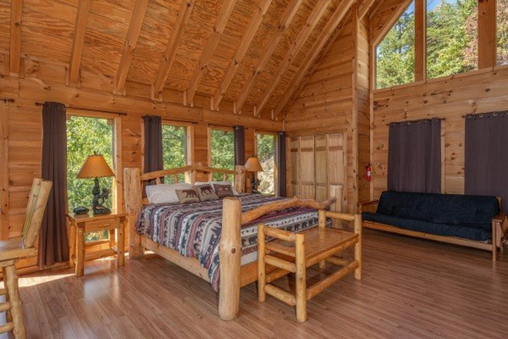 Photo of a Sevierville Cabin named A Perfect Getaway - This is the fourteenth photo in the set.