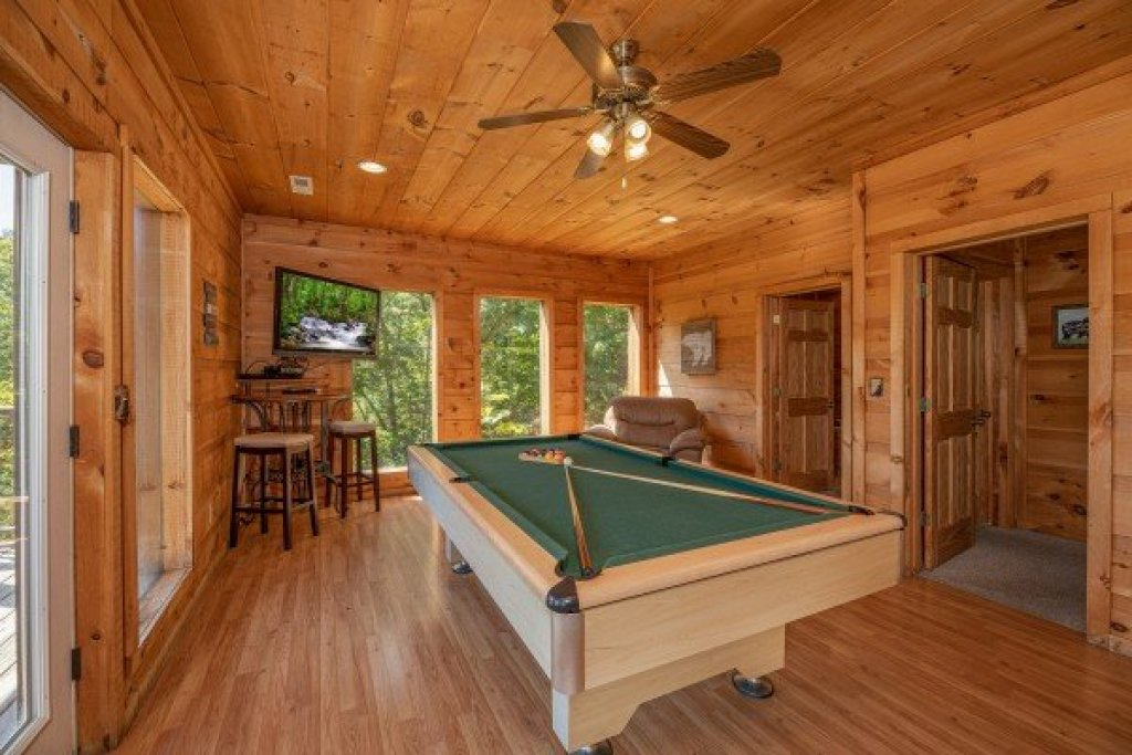 Photo of a Sevierville Cabin named A Perfect Getaway - This is the twenty-first photo in the set.