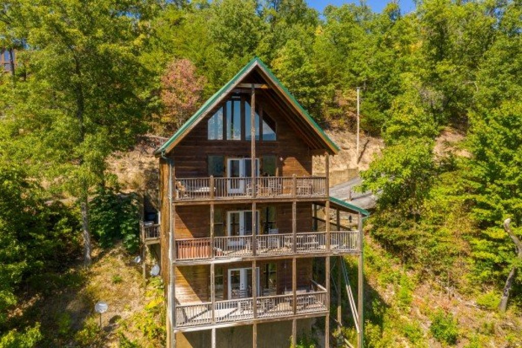 Photo of a Sevierville Cabin named A Perfect Getaway - This is the thirty-first photo in the set.