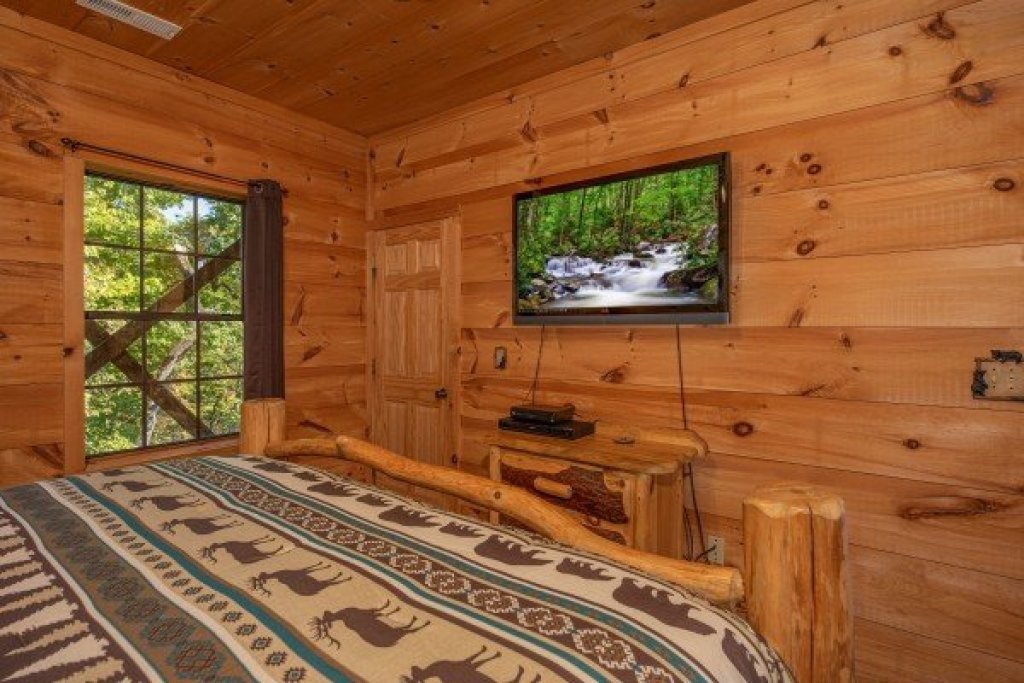 Photo of a Sevierville Cabin named A Perfect Getaway - This is the twenty-fourth photo in the set.
