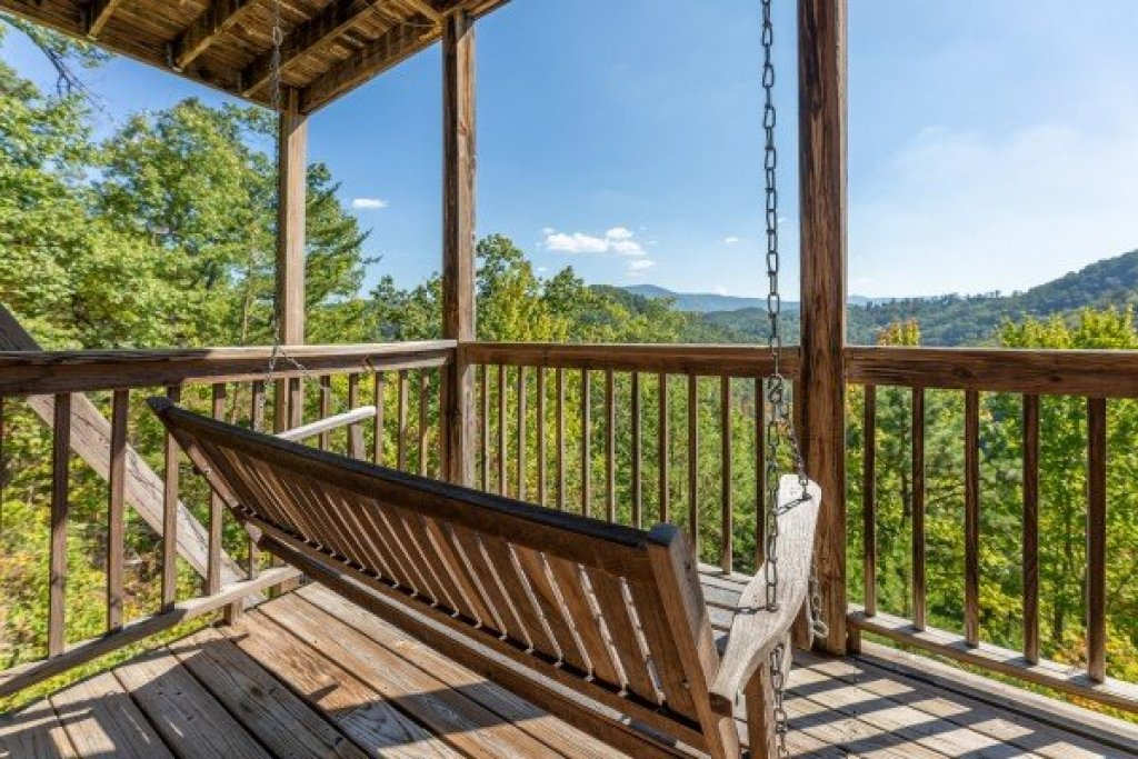 Photo of a Sevierville Cabin named A Perfect Getaway - This is the thirtieth photo in the set.