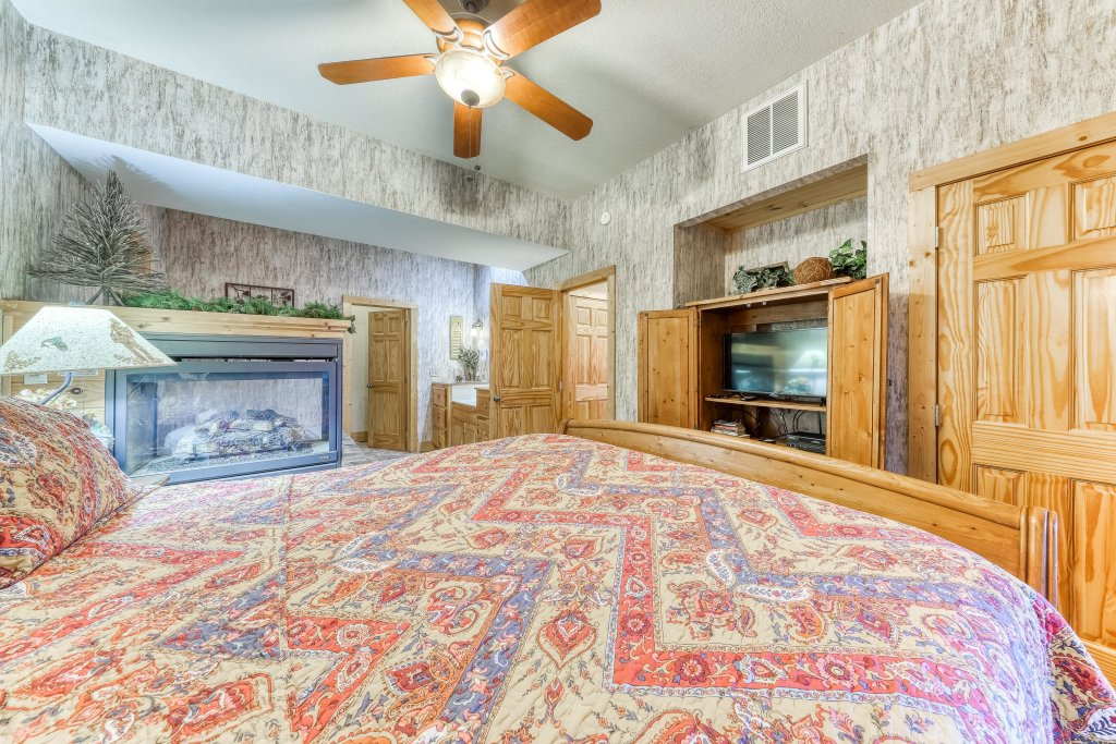 Photo of a Sevierville Cabin named Teddy Bear Lodge - This is the thirty-first photo in the set.