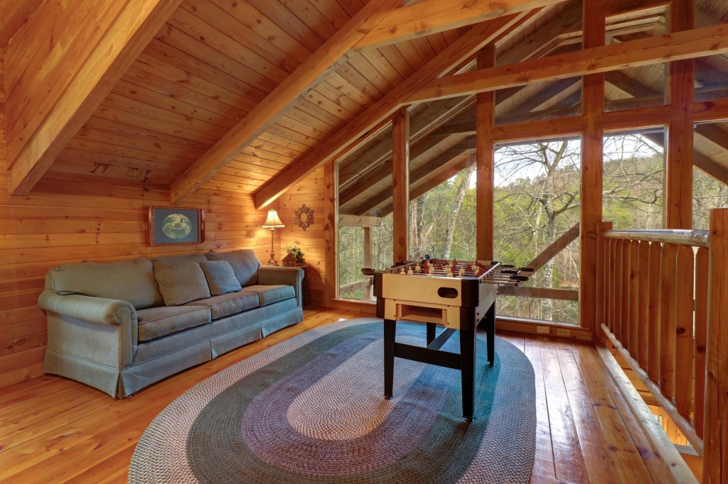 Photo of a Sevierville Cabin named Peak A View - This is the twelfth photo in the set.