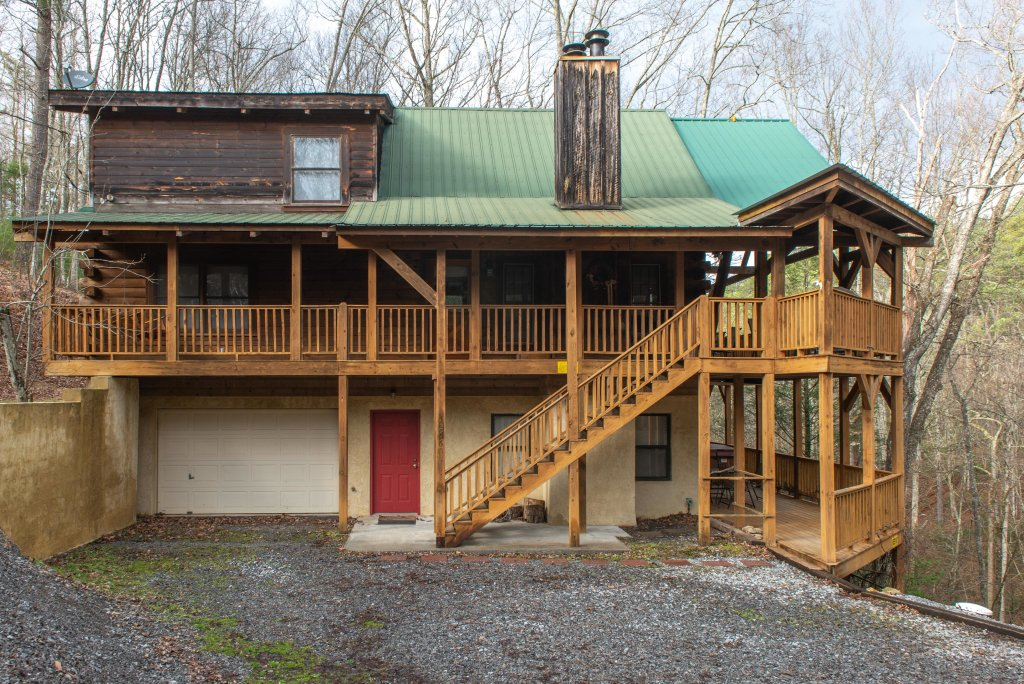 Photo of a Sevierville Cabin named Peak A View - This is the twenty-third photo in the set.