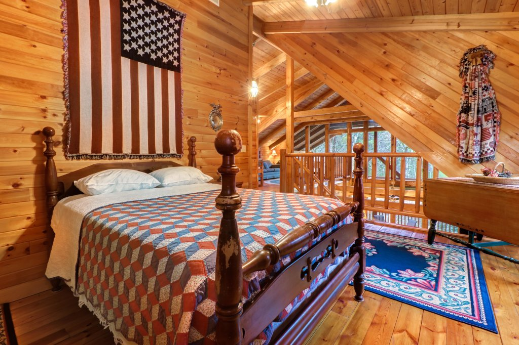 Photo of a Sevierville Cabin named Peak A View - This is the seventeenth photo in the set.
