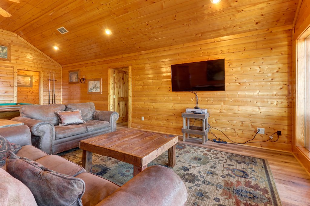 Photo of a Sevierville Cabin named A Higher Calling - This is the twelfth photo in the set.
