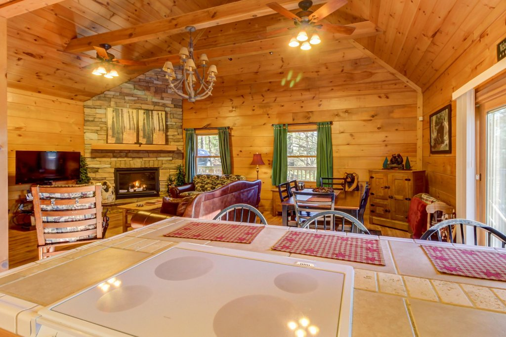 Photo of a Sevierville Cabin named Two Bears Cabin - This is the thirty-sixth photo in the set.