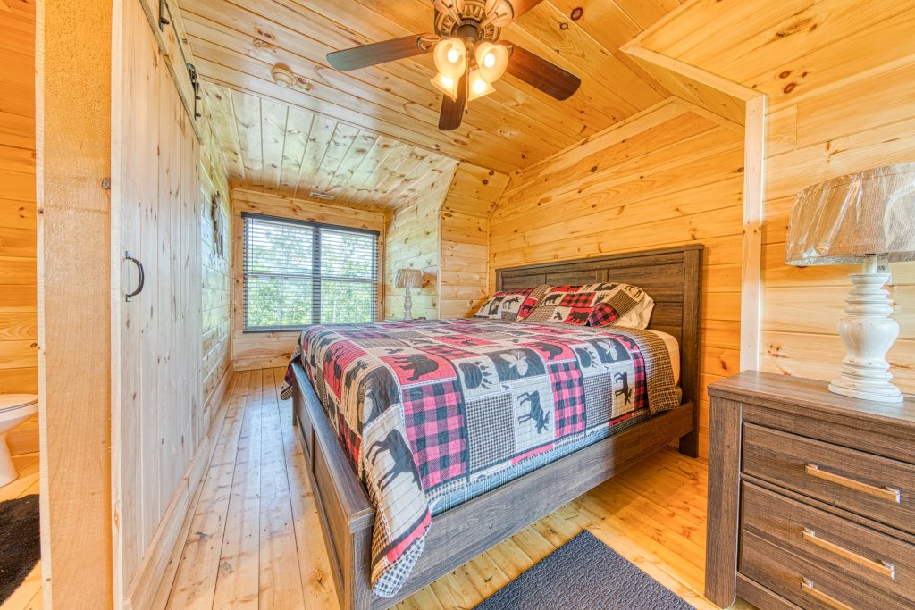 Photo of a Sevierville Cabin named Bearadise - This is the forty-third photo in the set.
