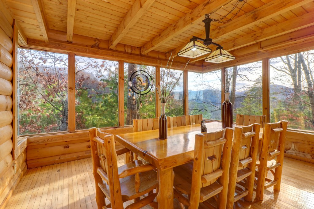 Photo of a Sevierville Cabin named Kodiak #45 - This is the sixth photo in the set.