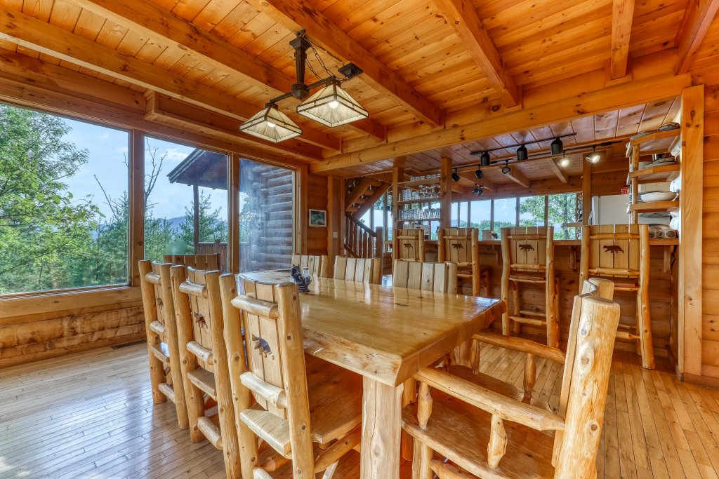 Photo of a Sevierville Cabin named Kodiak #45 - This is the fifteenth photo in the set.