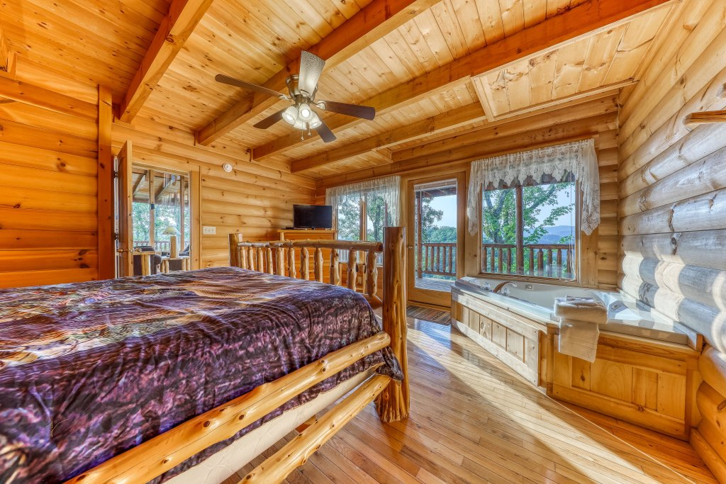 Photo of a Sevierville Cabin named Kodiak #45 - This is the thirtieth photo in the set.