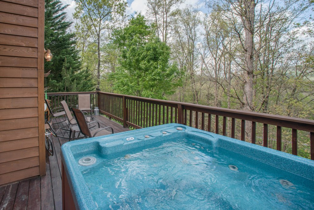 Photo of a Sevierville Cabin named Heavenly Daze Cabin - This is the twenty-first photo in the set.