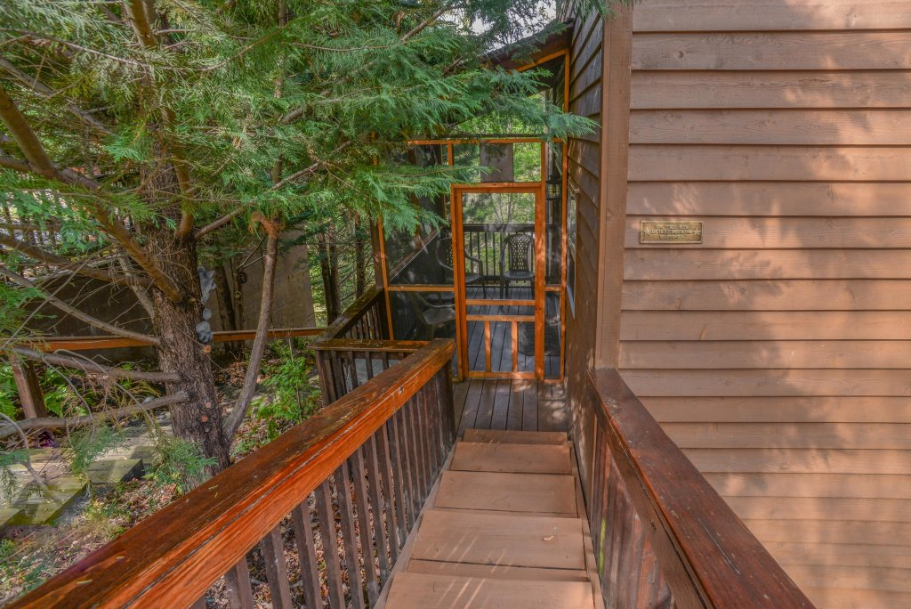 Photo of a Sevierville Cabin named Heavenly Daze Cabin - This is the twentieth photo in the set.