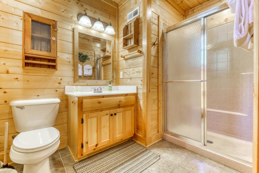 Photo of a Sevierville Cabin named Million Dollar View Cabin - This is the twenty-second photo in the set.