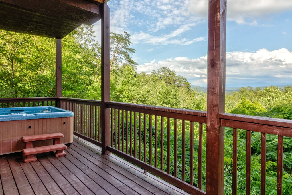 Photo of a Sevierville Cabin named Rendez-view Cabin - This is the twenty-sixth photo in the set.
