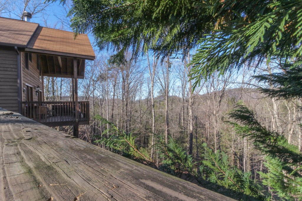 Photo of a Sevierville Cabin named Mountain Breeze Cabin - This is the forty-second photo in the set.