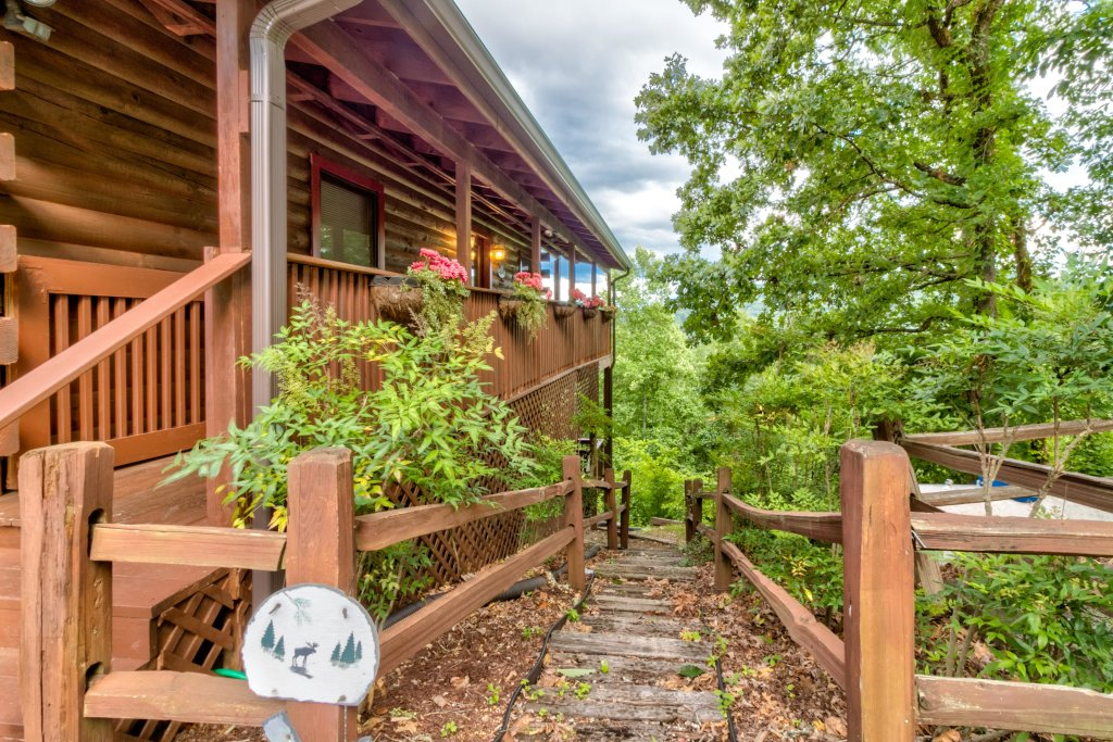 Photo of a Sevierville Cabin named Rendez-view Cabin - This is the forty-fifth photo in the set.