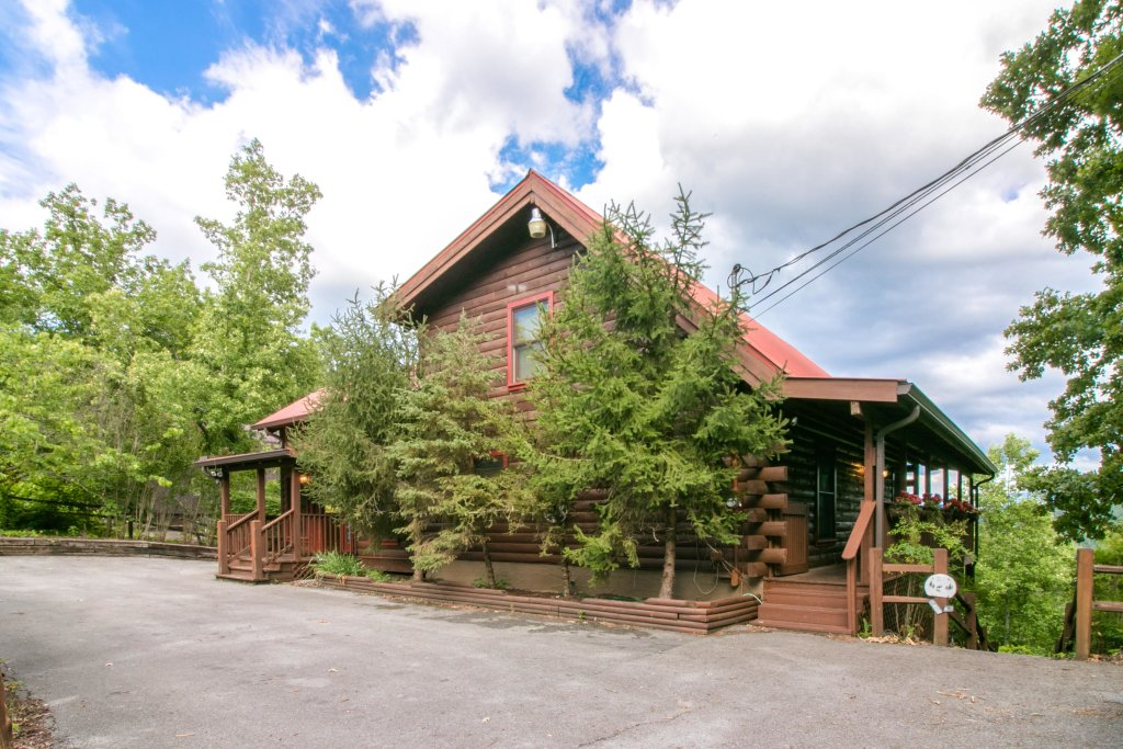 Photo of a Sevierville Cabin named Rendez-view Cabin - This is the forty-seventh photo in the set.