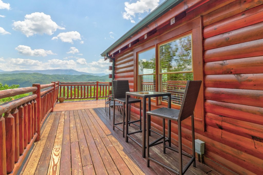 Photo of a Sevierville Cabin named Sweet Retreat Cabin - This is the eleventh photo in the set.