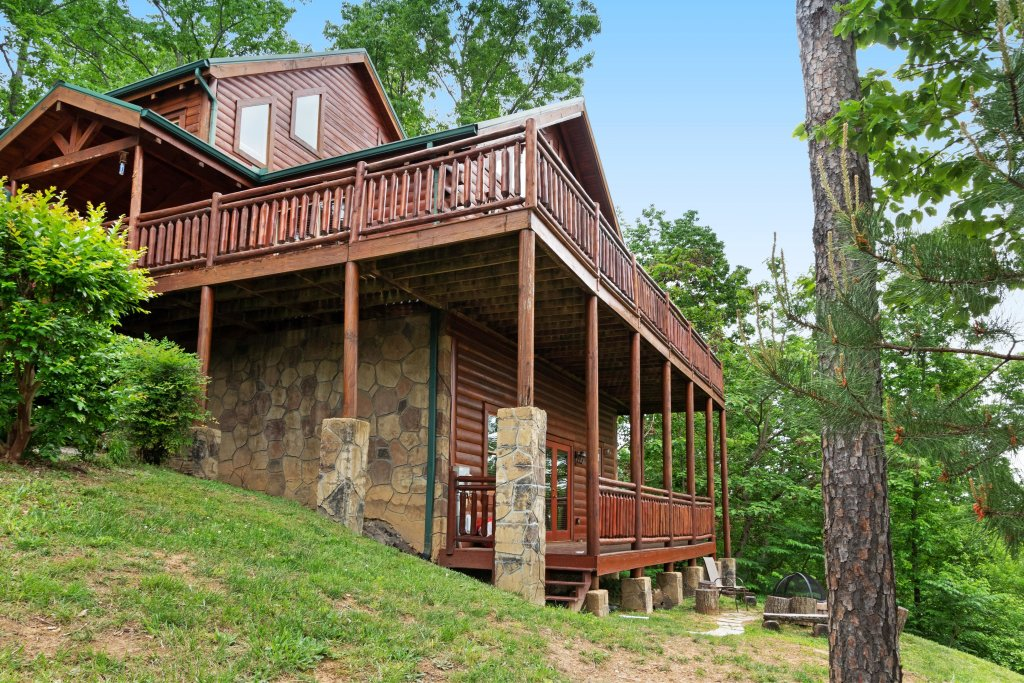 Photo of a Sevierville Cabin named Sweet Retreat Cabin - This is the twelfth photo in the set.