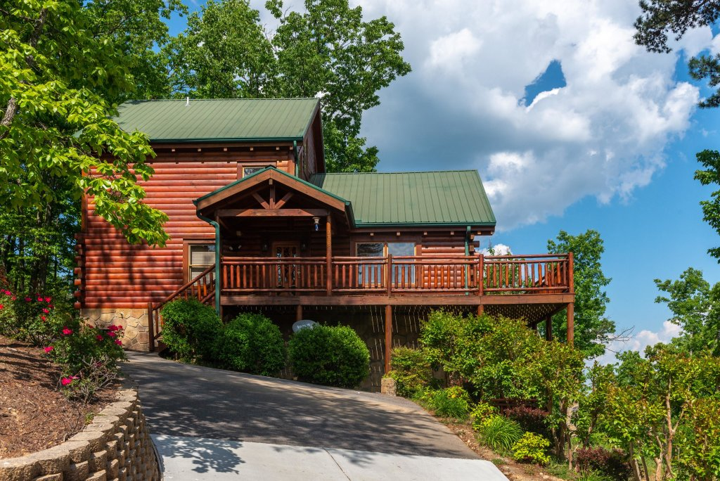 Photo of a Sevierville Cabin named Sweet Retreat Cabin - This is the third photo in the set.