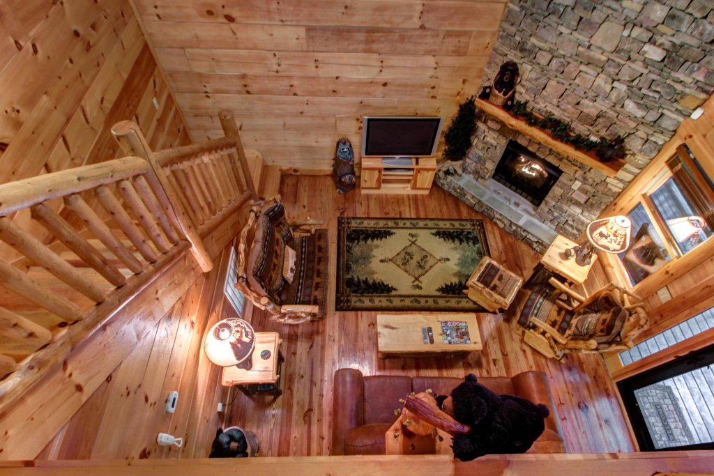 Photo of a Sevierville Cabin named Serenity Cabin - This is the thirty-third photo in the set.