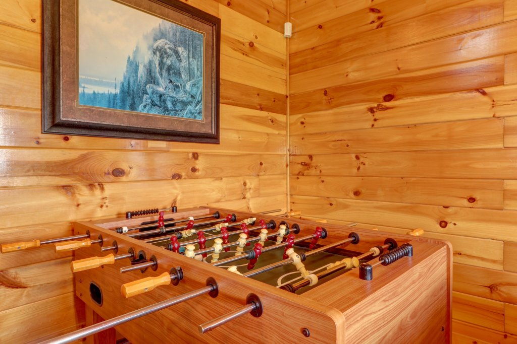 Photo of a Sevierville Cabin named Sweet Retreat Cabin - This is the ninth photo in the set.