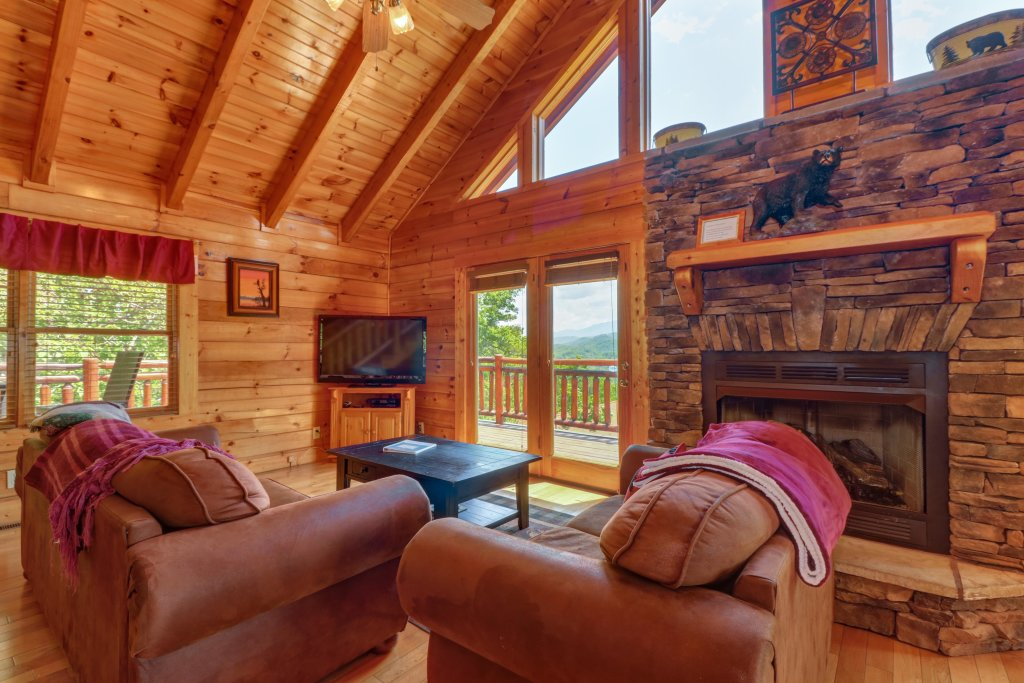 Photo of a Sevierville Cabin named Sweet Retreat Cabin - This is the tenth photo in the set.