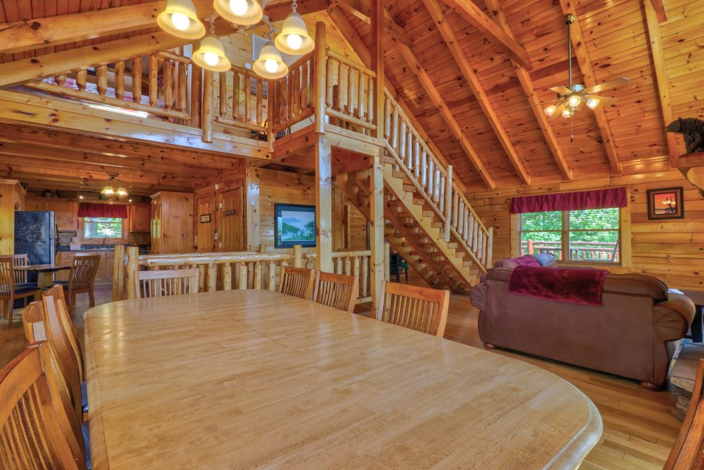 Photo of a Sevierville Cabin named Sweet Retreat Cabin - This is the thirty-third photo in the set.