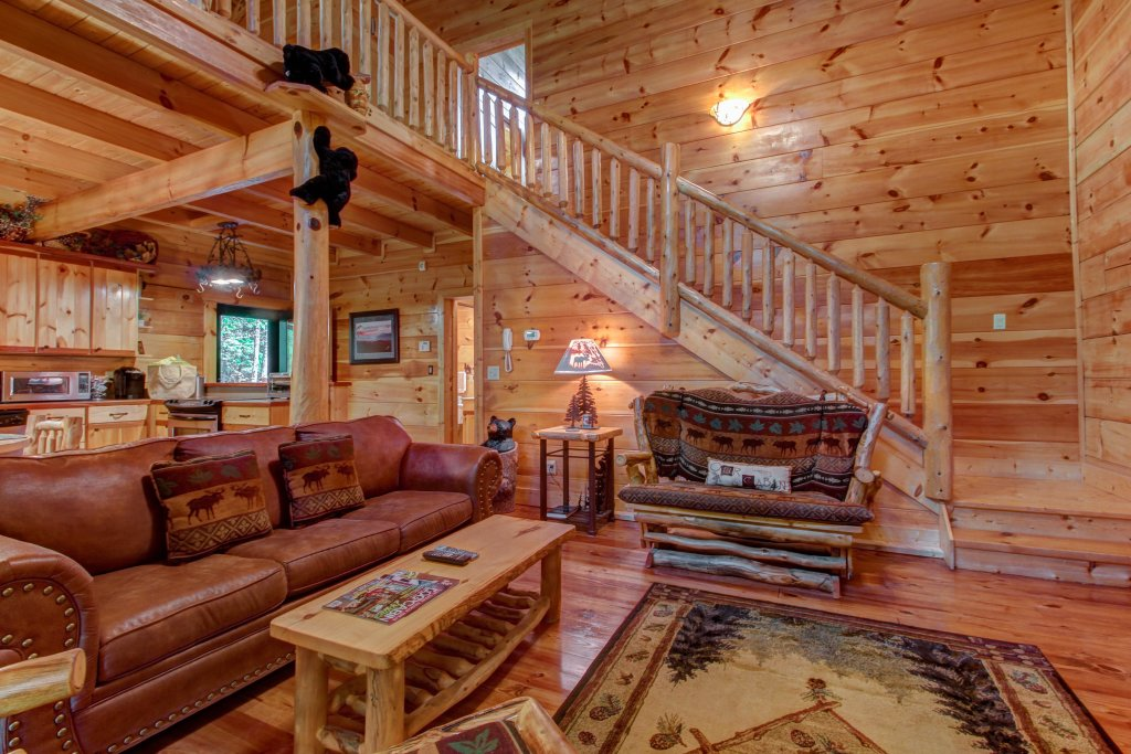 Photo of a Sevierville Cabin named Serenity Cabin - This is the eleventh photo in the set.