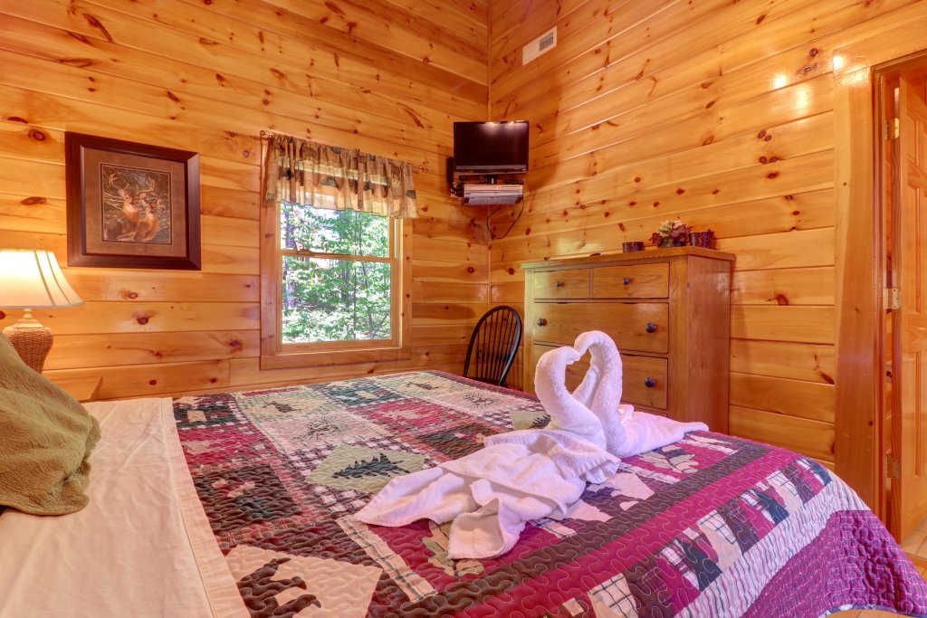 Photo of a Sevierville Cabin named Sweet Retreat Cabin - This is the twenty-third photo in the set.