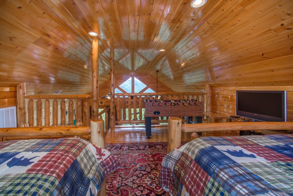 Photo of a Sevierville Cabin named Forget Me Knot Cabin - This is the twenty-first photo in the set.