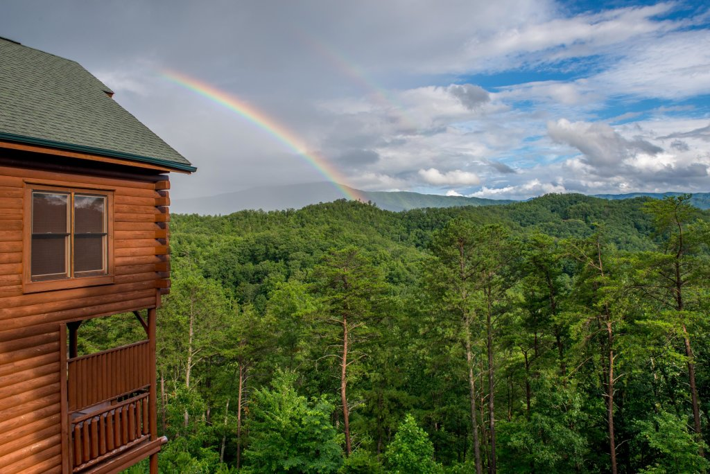 Photo of a Sevierville Cabin named Forget Me Knot Cabin - This is the forty-third photo in the set.