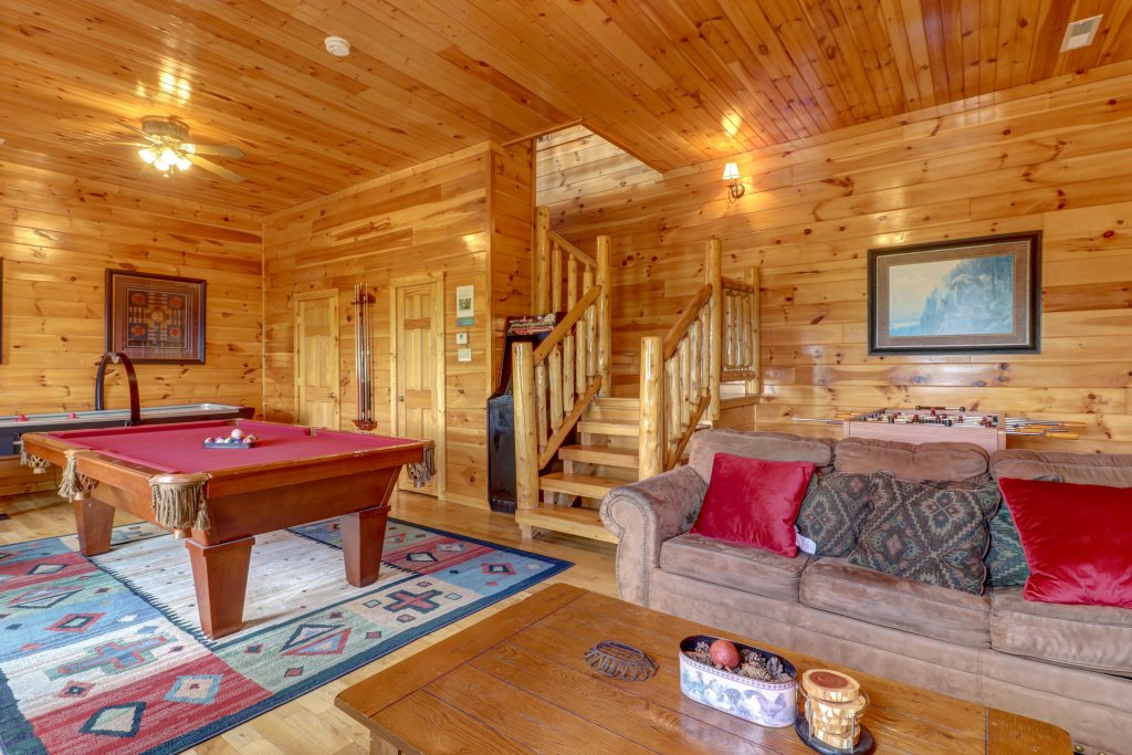 Photo of a Sevierville Cabin named Sweet Retreat Cabin - This is the fortieth photo in the set.