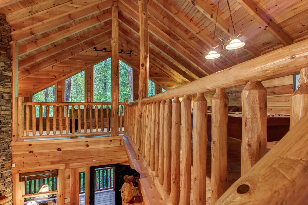 Photo of a Sevierville Cabin named Serenity Cabin - This is the fifteenth photo in the set.