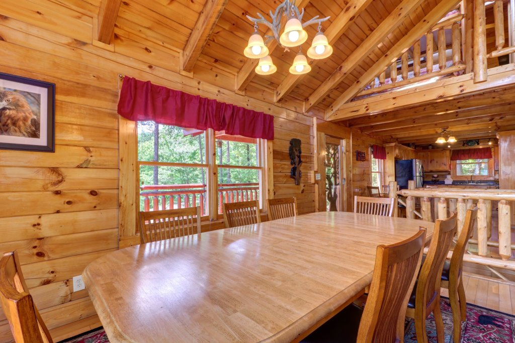 Photo of a Sevierville Cabin named Sweet Retreat Cabin - This is the fourteenth photo in the set.