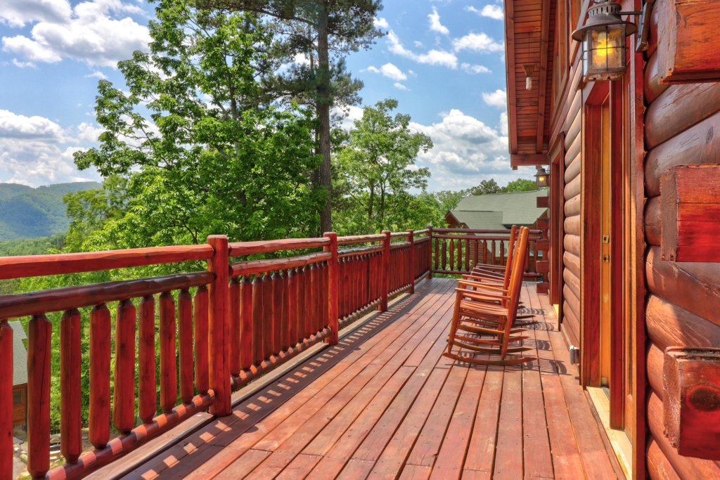 Photo of a Sevierville Cabin named Sweet Retreat Cabin - This is the forty-sixth photo in the set.