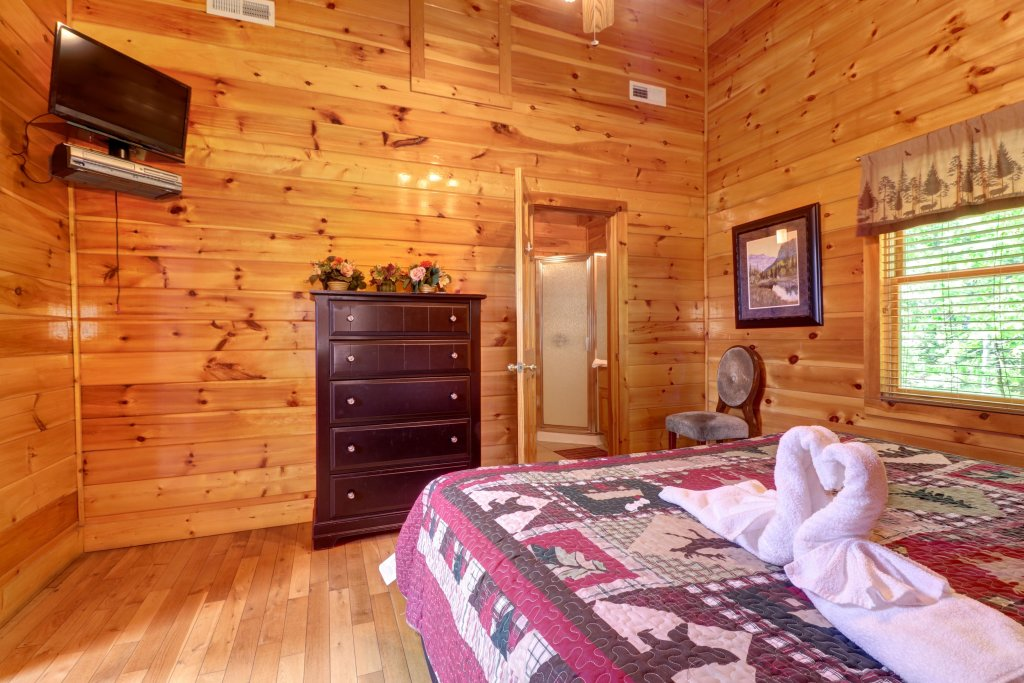 Photo of a Sevierville Cabin named Sweet Retreat Cabin - This is the twenty-fifth photo in the set.