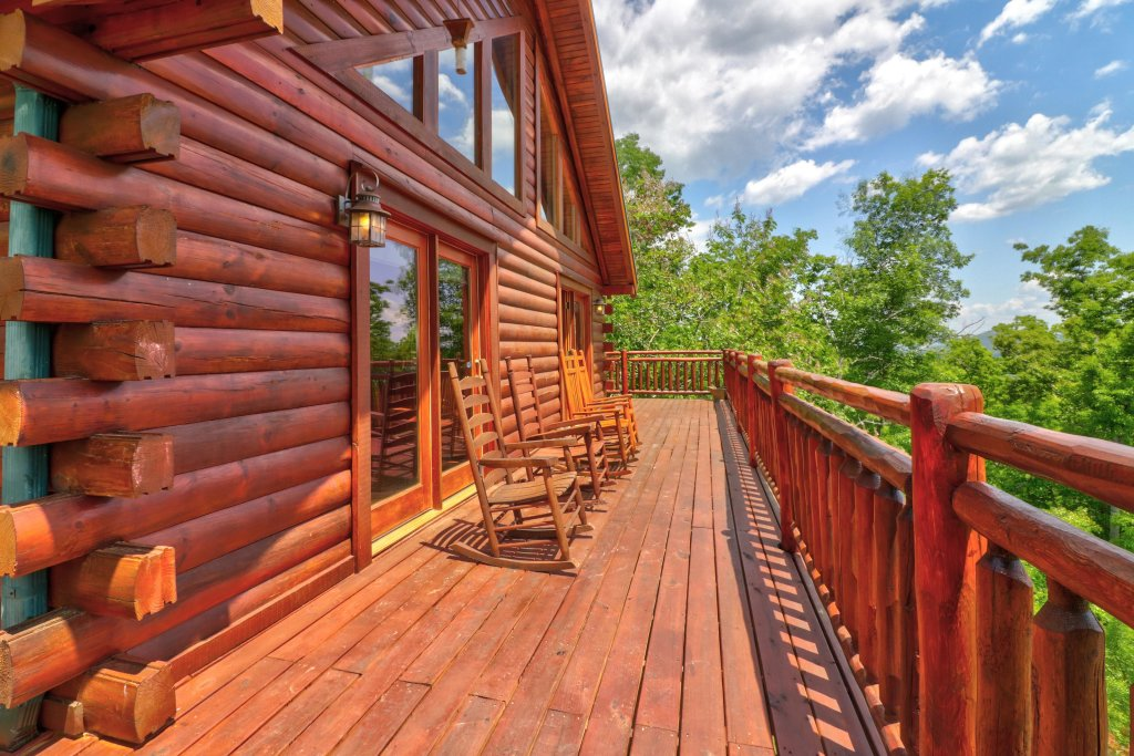 Photo of a Sevierville Cabin named Sweet Retreat Cabin - This is the forty-third photo in the set.