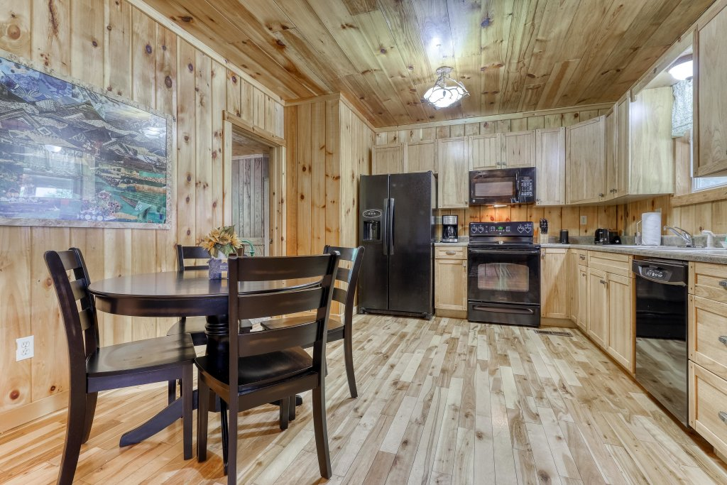 Photo of a Sevierville Cabin named Our Place - This is the sixth photo in the set.